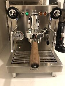 Espresso Machines - Italian Made - mint condition - 1 year old