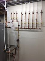 Licensed plumbing services