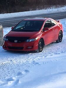 2009 Civic Si Coupe
