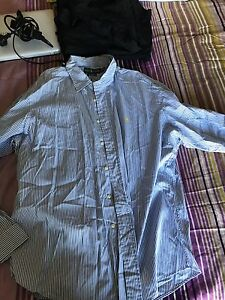Men's shirts volcom Ralph  tommy Victoria Point Redland Area Preview