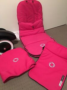 Bugaboo cam3 pink set Armadale Armadale Area Preview