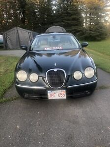 2005 Jaguar S Type Sedan