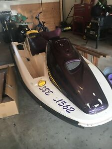 1998 Sea-Doo no motor