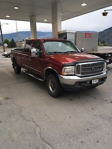 2003 F350 CrewCab Long Box