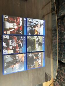 Ps4 Games for Sale. Name your price or Bundle deal