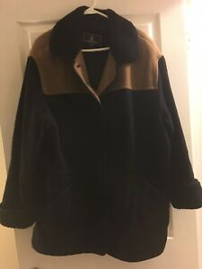 Women's Size 16 London Fog Coat (fits large)