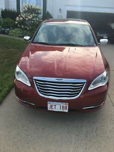 2012 Chrysler 200 For Sale