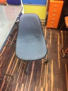 Authentic Eames Herman Miller rolling chairs