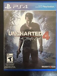 Uncharted 4 and assassin s creed unity