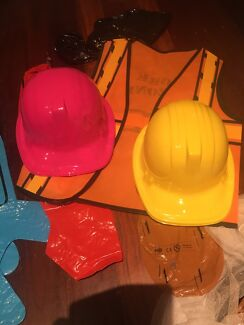 Construction party themed birthday