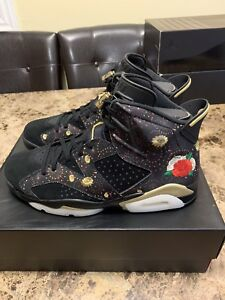 Chinese New Years 6's size 12