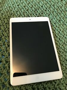 iPad Mini 2nd Generation with Case and Apple Smart Cover