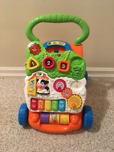 EUC - VTECH Sit to Standing Learning Walker