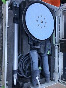 Festool Planex and Dust extractor CT36AC