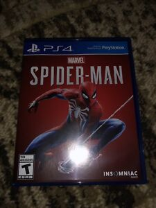 Spider-Man PS4  - Like New
