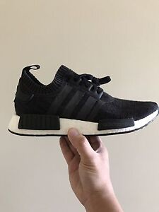 Adidas NMD R1 Primeknit PK Winter Wool US8.5 $350 Hoppers Crossing Wyndham Area Preview