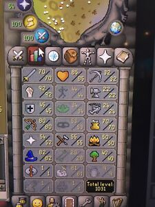 Compte runescape osrs