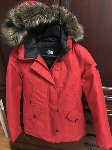 Manteau hiver pour femmes NorthFace Neuf