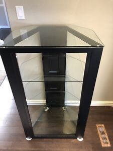 Audio Video Stand Tower