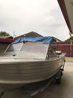 aluminium boat for sale 60hp