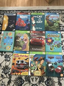 17 leap frog TAG books. Great condition.