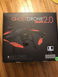 Ehang ghost drone IOS & Android