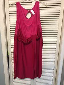 Plus sized dress 18-20