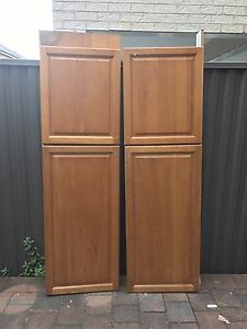 Timber cupboard doors FREE Rodd Point Canada Bay Area Preview