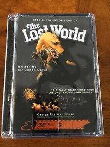 """The Lost World, DVD, """"Special Collector's Edition"""".   Price:  $5"""
