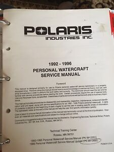 Polaris service manual
