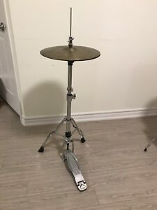 TAMA Speed Cobra 310 Hihat with cymbals Drum