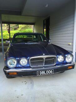 Jaguar Daimler Vanden Plas 1980 V12