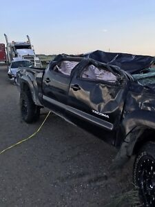2012 Toyota Tacoma salvage for parts