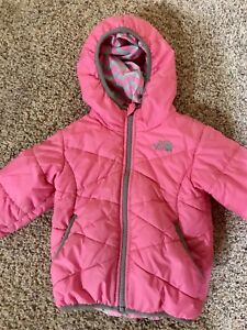 Size 3 north face reversible jacket