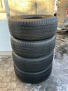 4 pneus été michelin energy saver as 235 55 r 17