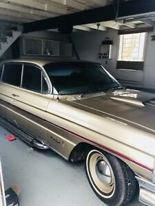 Oldsmobile ninety eight 1961 (Match Number)A1