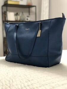 Authentic Coach XL Tote Purse