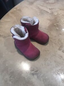 UGG Pink Boots Size 4/5