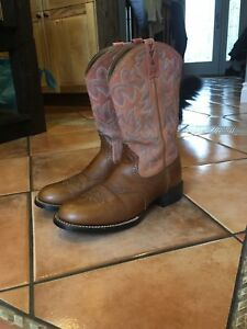 Brand New Women's Ariat Cowboy Boots