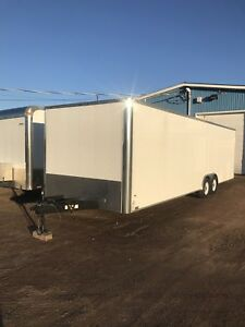 2019 Nexhaul 8.5x28 enclosed trailer brand new