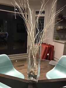 Decorative case with branches