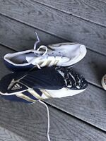 Three pair of track shoes size 13-14
