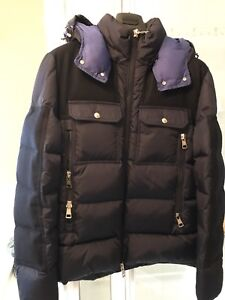 Moncler down winter jacket, authentic, like new! Save!