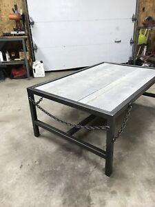 Fabrication de meubles sur mesure!