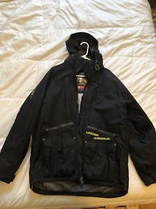 Mens Large Under Armour Jacket