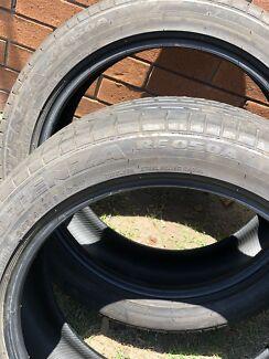 Tyres 245/45/18 Bridgestone Potenza RE050A
