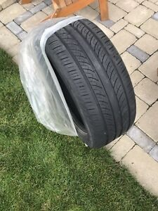 Used 255 50 19 ingens a1 all season tires $60 for the pair