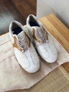Ladies FootJoy golf shoes size 8