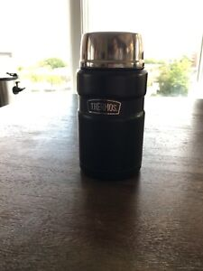 Thermos insulated food jar