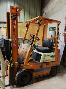 Toyota Forklift Truck 42-3FGC15 (Low Hours)